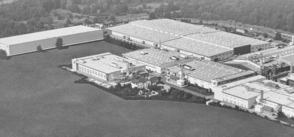 ORAFAL工場